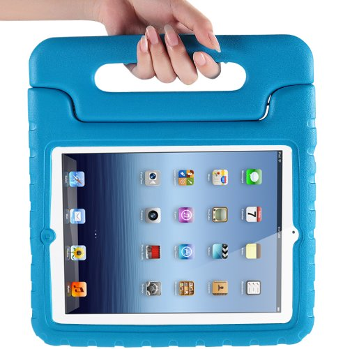 Light Weight Super Protection Convertable Stand Cover Case for Apple iPad 2, The New iPad 3