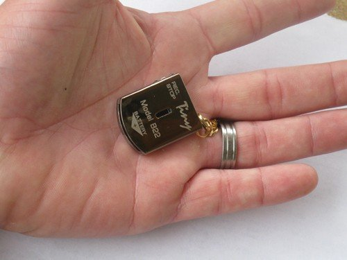 Micro Digital Voice Recorder SPY Edic-mini Tiny B22 300Hours