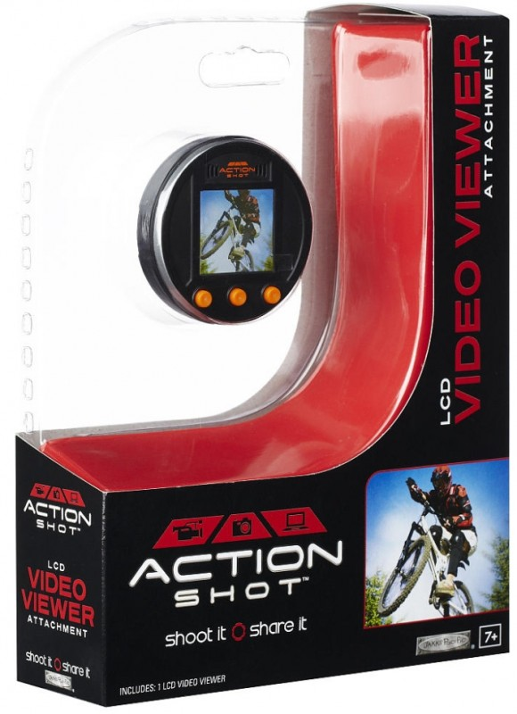 Action Shot: Video Viewer