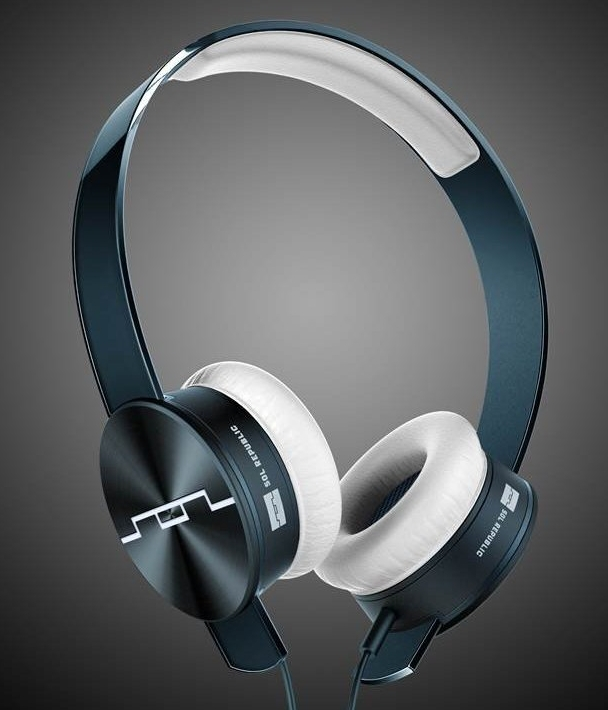 SOL REPUBLIC Tracks Ultra On-Ear Headphones