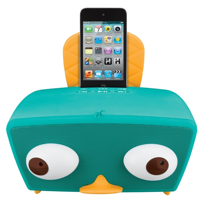 Phineas and Ferb iPod Boombox