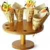 Cone And Temaki Display