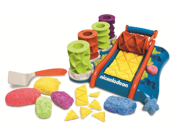Nickelodeon Floam Factory