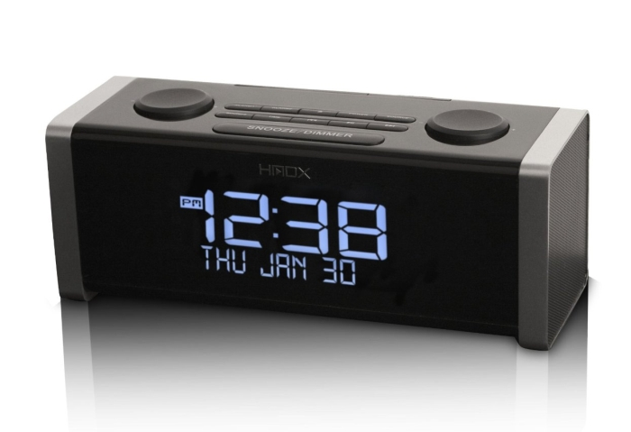 Cube Bluetooth Alarm Clock