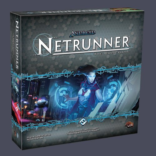 Android: Netrunner Living Card Game