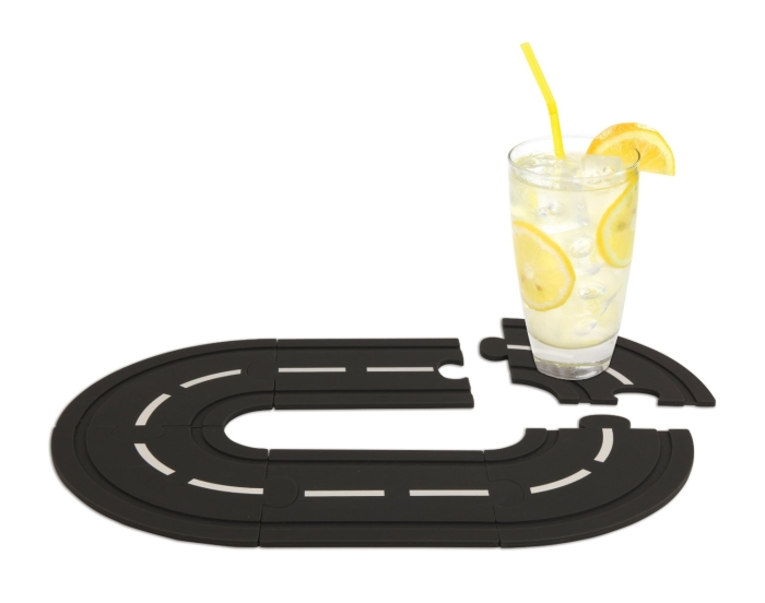 SpeedwayInterlocking Coasters