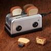 USB Toaster Hub and Thumbdrives