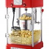 Popcorn Pop Pup 2-1/2oz Table Top Retro Style Popcorn Popper
