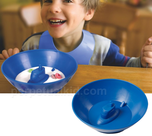 SUBMARINE CEREAL BOWL