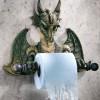 Dragon Tyrant Bath Tissue Holder