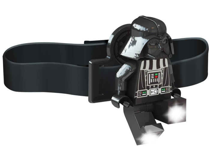 Play Visions Lego Darth Vader Head Lamp