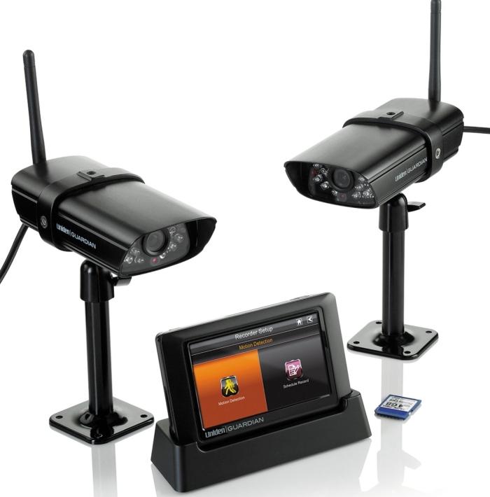 Uniden Guardian Advanced Wireless Surveillance System