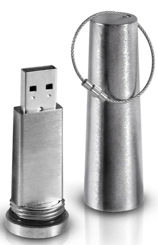 32 GB All-Terrain USB 2.0 Flash Drive