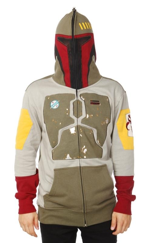 Star Wars Boba Fett Full Zip Hoodie 2