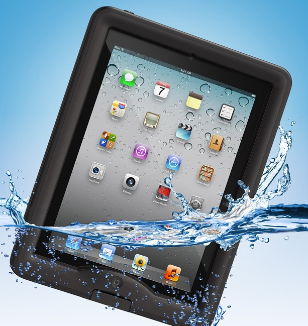 LifeProof Case for iPad 2/3
