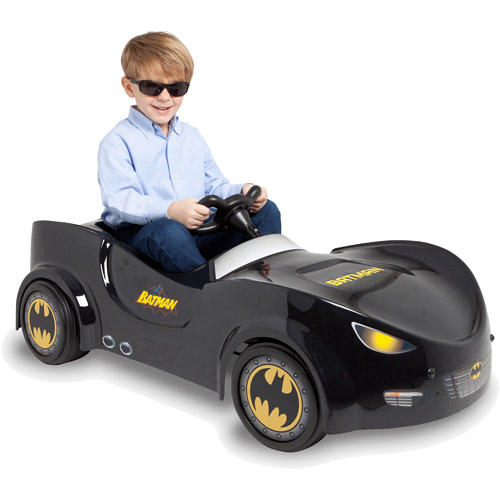 Batman 6-Volt Battery-Operated Ride-on Car