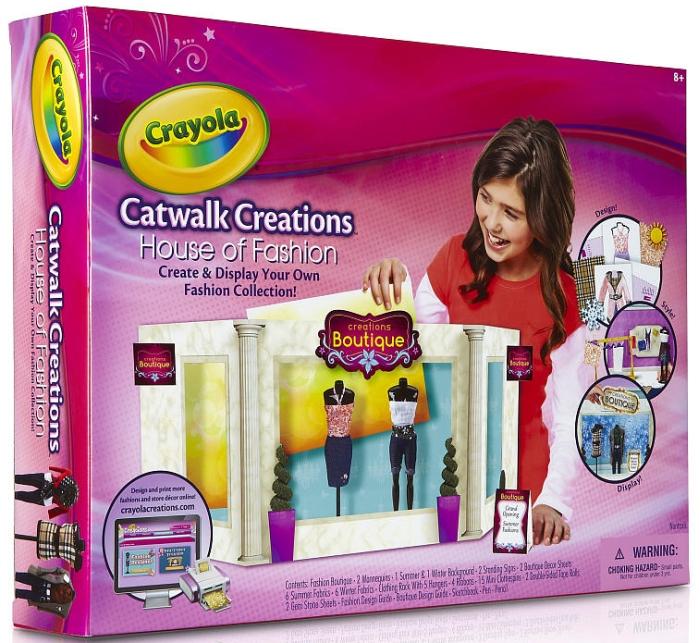 Crayola House of Fashion