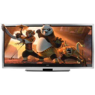 VIZIO XVT Series 21:9 Cinemawide 58-inch Class LED Smart TV with Theater 3D