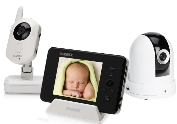 Lorex Wireless Video Home Monitor