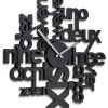 Umbra Lingua Wall Clock
