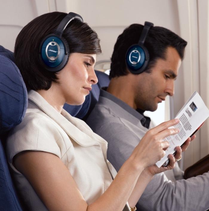 15 Acoustic Noise Cancelling® Headphones