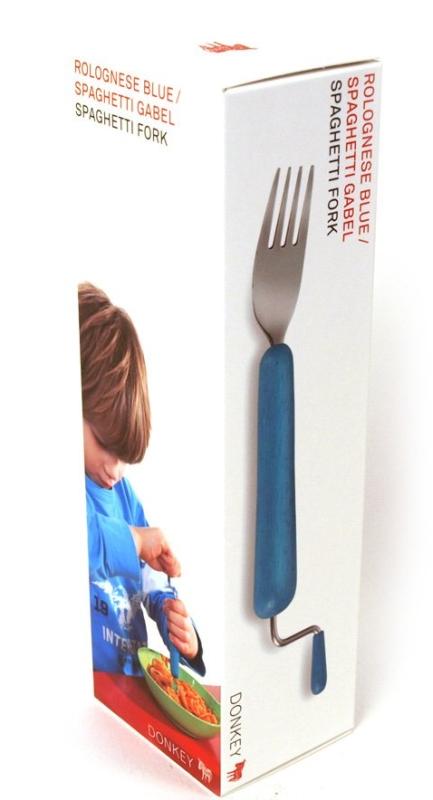 Classic Wooden Spaghetti Fork