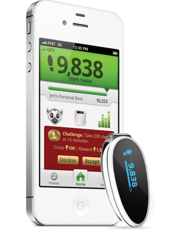 Striiv Play Wireless Smart Pedometer