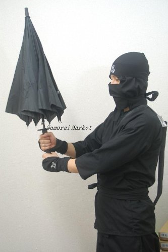 Japanese Ninja/samurai Sword Umbrella