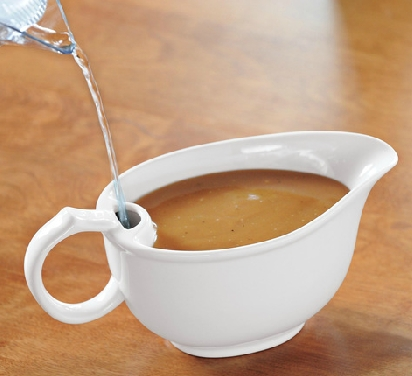 Gravy Warmer Bowl 7 Gadgets