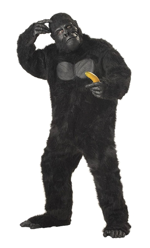 Costume Men's Adult-Gorilla