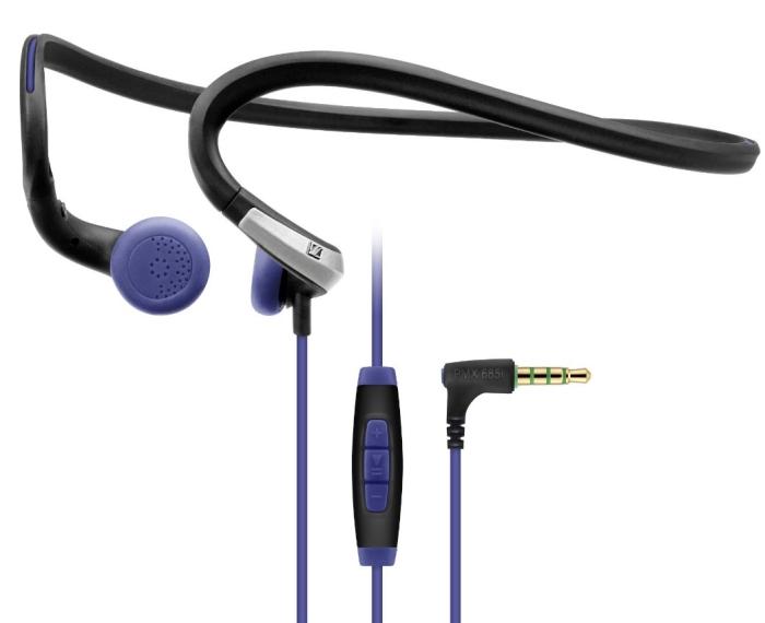 Sennheiser PMX 685i SPORTS In-Ear Neckband Headphones