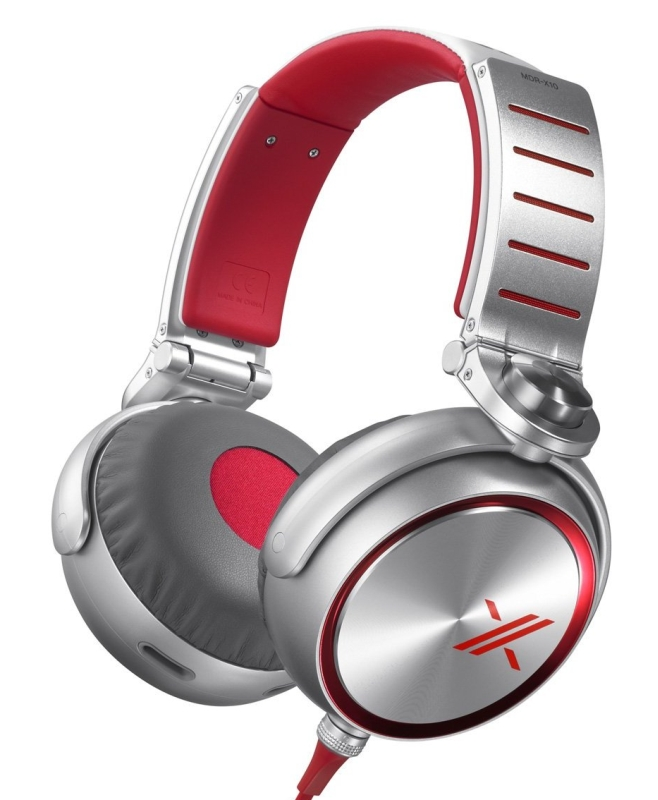 Sony MDRX10/RED The X Headphone