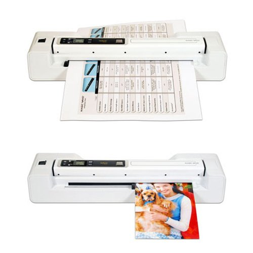 Magic Wand Portable Photo & Document Scanner