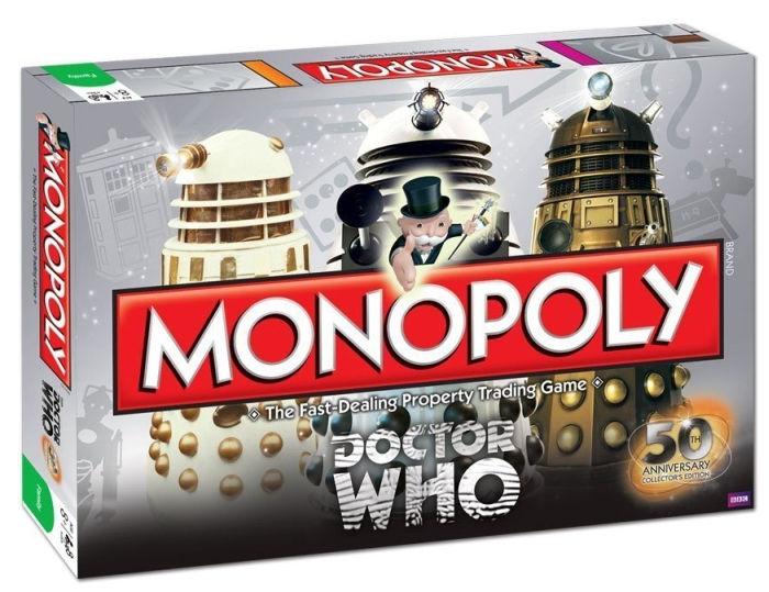Monopoly: Dr. Who Edition: Monopoly: Dr. Who Edition