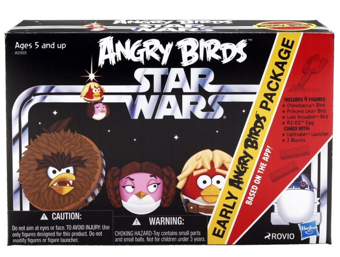 Angry Birds Star Wars Fighter