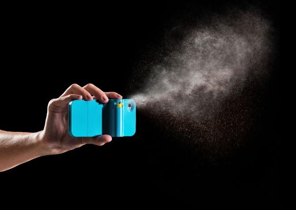 Pepper Spray Phone Case