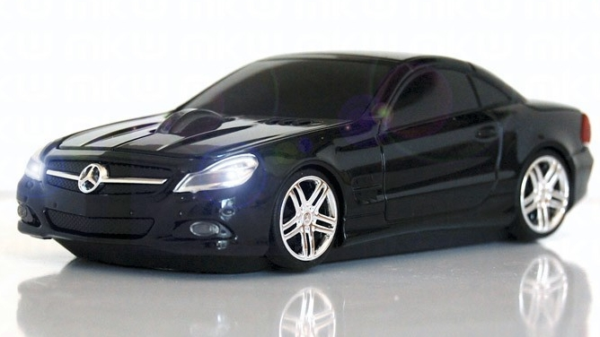 HP Mercedes SL550 Wireless Mouse