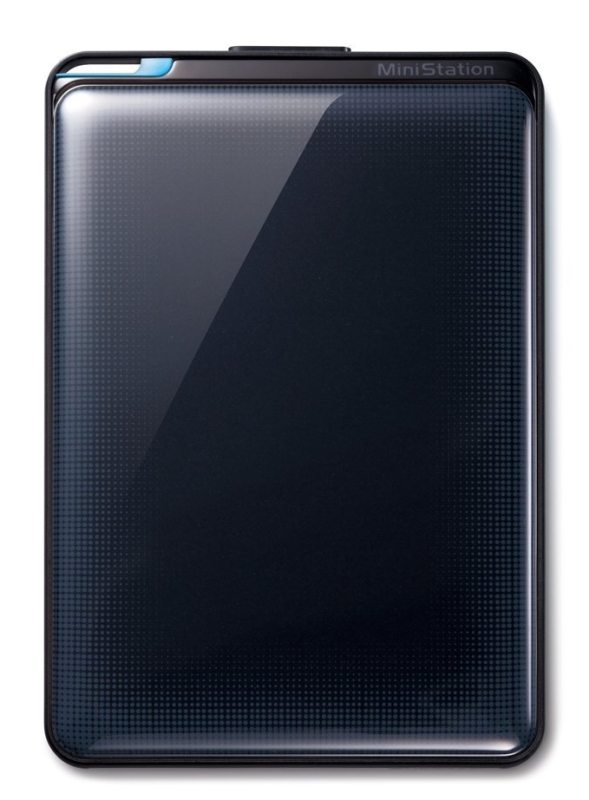 BUFFALO MiniStation Plus 2 TB USB 3.0 Portable Hard Drive