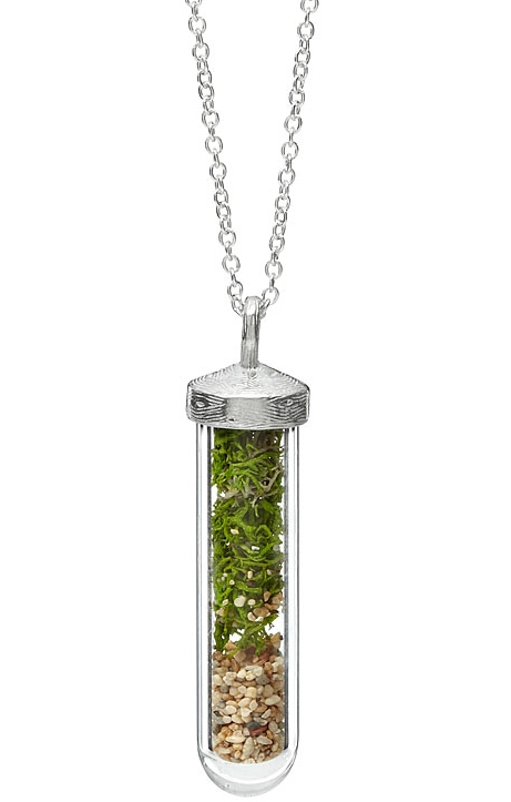 TERRARIUM NECKLACE