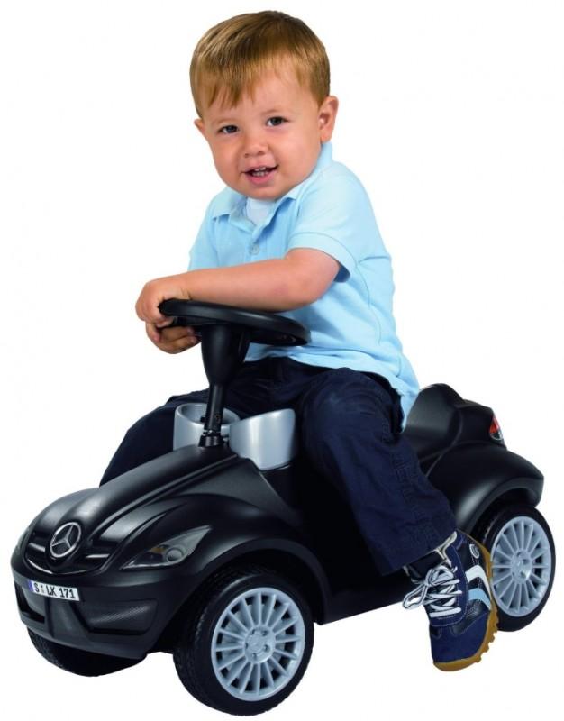 Bobby Benz Car in Black