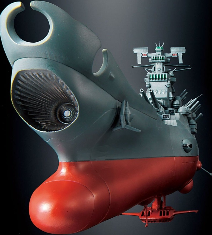 Space Battleship Yamato Soul of Chogokin Metal Figure