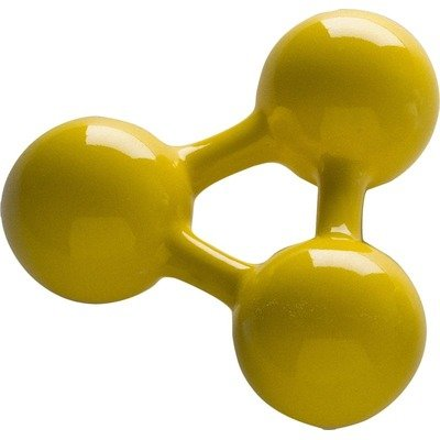 Atomium Egg Cup Color: Yellow