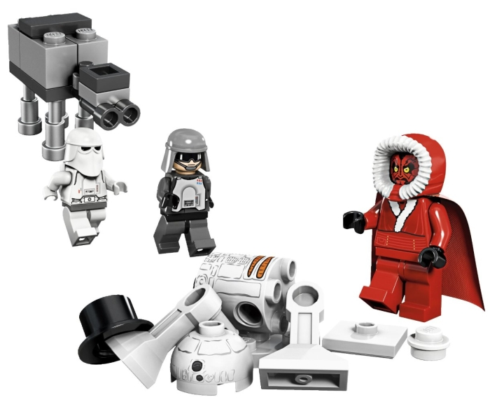 LEGO 2012 Star Wars Advent Calendar