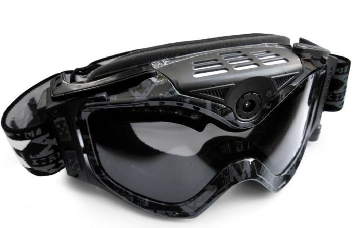 Summit Series Snow Goggle Cam