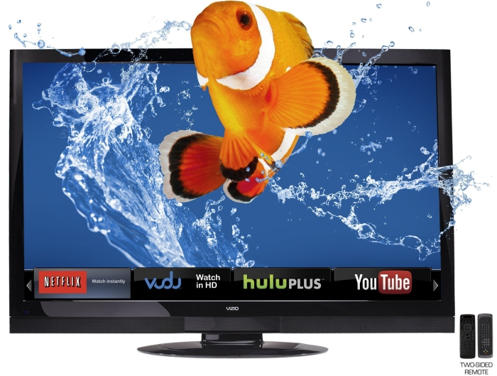 VIZIO M3D651SV 65-Inch Class LED Smart TV with Theater 3D
