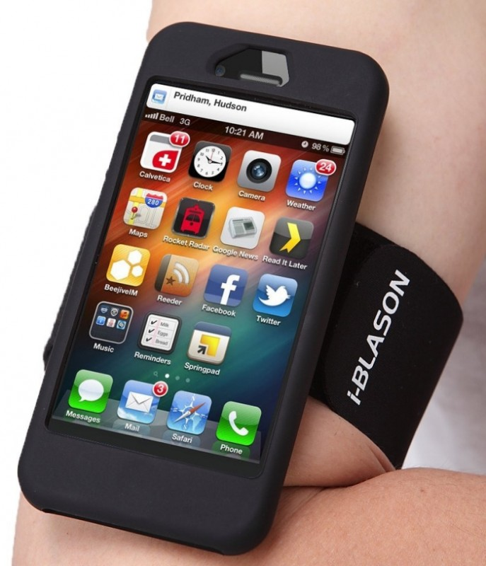 i-Blason Sport Armband for iPod nano 7th generation