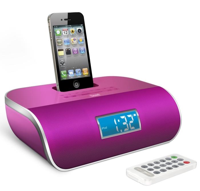 DreamTime Pro FM Clock Radio