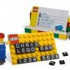 LEGO Desk Business Card Holder