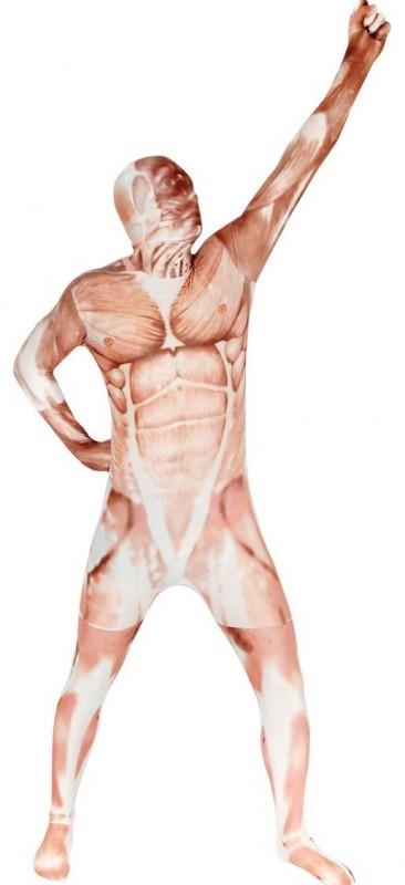 Premium Morphsuit, Muscle
