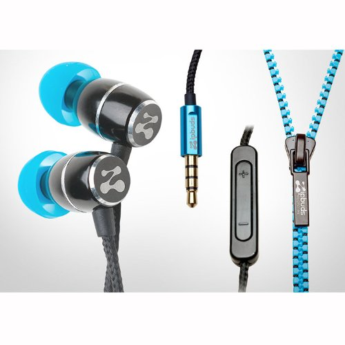 Zipbuds Fresh Earphones with Mic and Remote